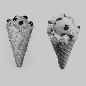 فال بستنی